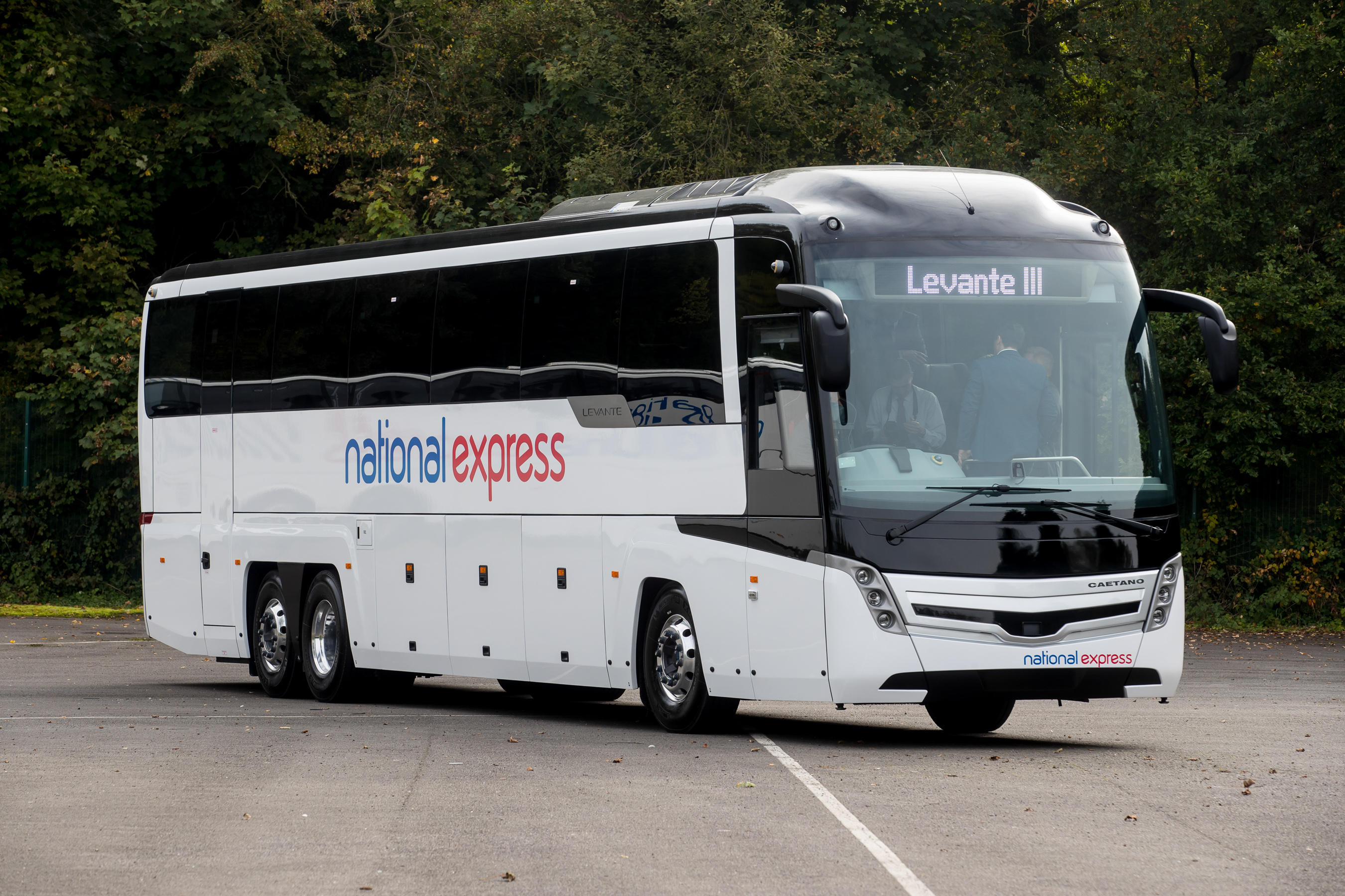 National Express puts safety first with Alcolock GB