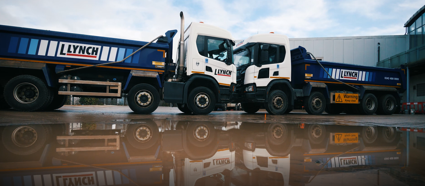 L Lynch Reduce Accident Rate & Insurance Costs